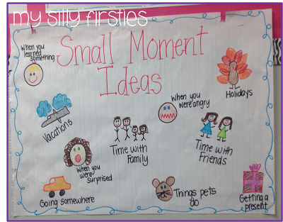 Small Moment Ideas To Get Their Little Brains Working!