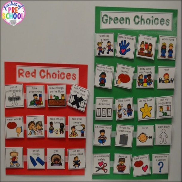 Behavior Management System For Preschoolers Can Be As Simple As