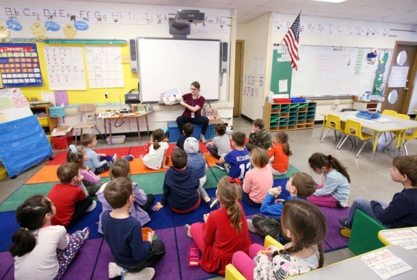 Only 1 In 4 Illinois Kindergarten Students Are Ready For School In