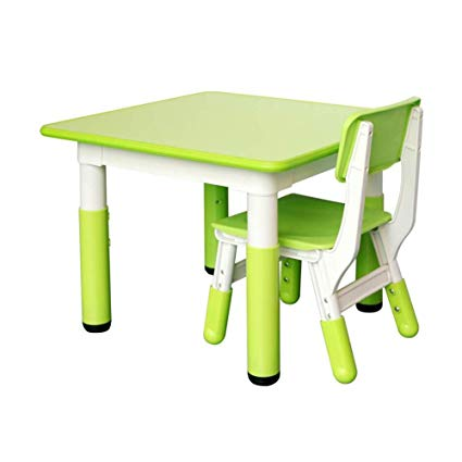 Amazon Com  Cjc Table Chairs Set, Kids Furniture Toddler, Creation