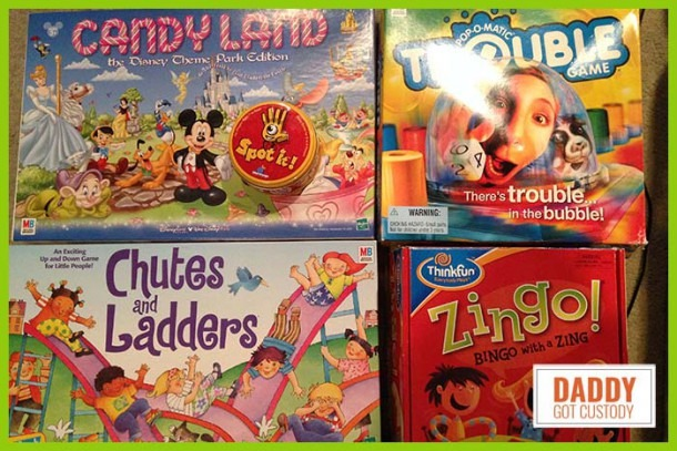 Five Great Kindergarten Games To Play