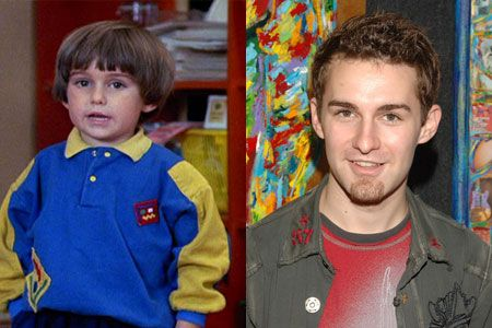 The 'kindergarten Cop' Kids  Where They Be At Now