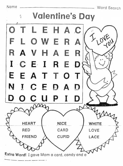 Holiday Worksheets Education Resources