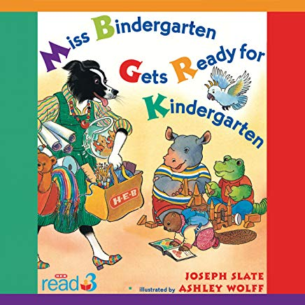Amazon Com  Miss Bindergarten Gets Ready For Kindergarten (audible