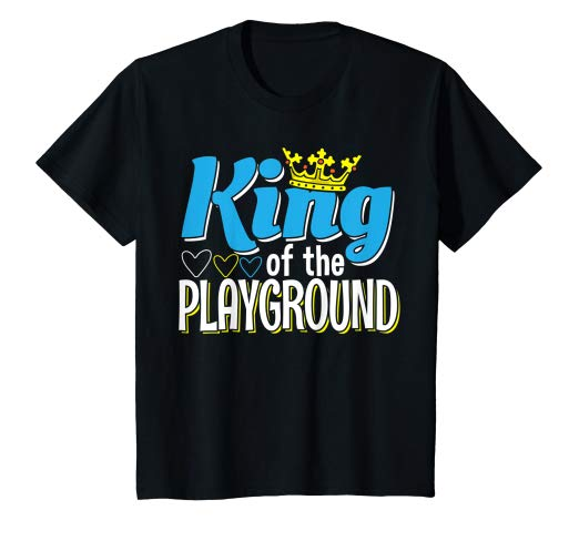Amazon Com  Kids King Of The Playground Boy Kindergarten And Pre