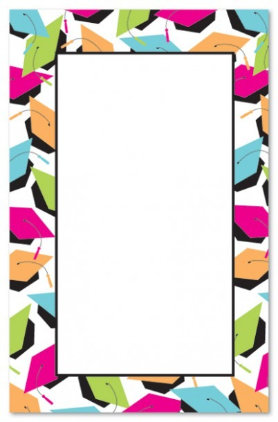 Preschool Graduation Border