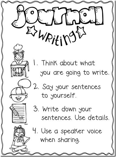 Journal Writing Tips