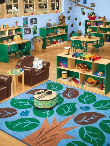 Preschool Room Arrangement