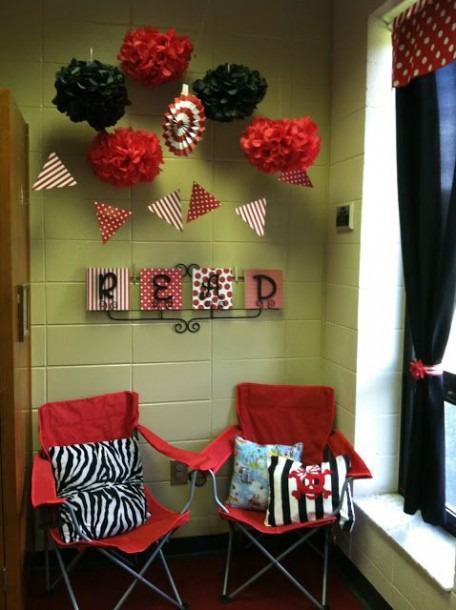 Pirate Theme Classroom Perfect With The Red And Black!