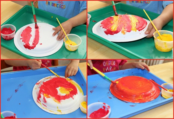 Chinese New Year Drum Craft For Kids