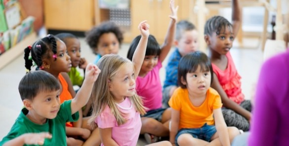 Positive Classroom Interactions Vital To Pre