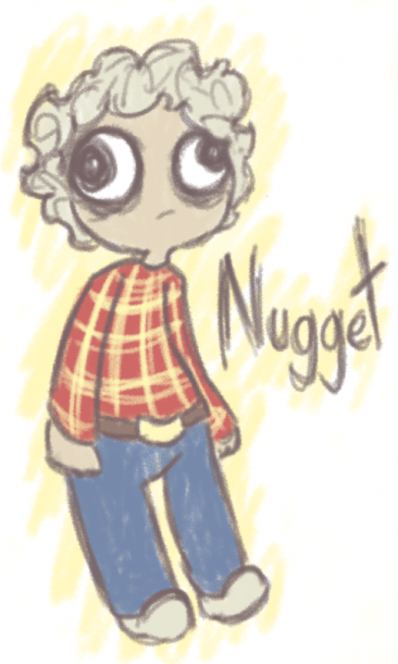 Did I Haphazardly Rush A Scribbly Chibi After Seeing That The