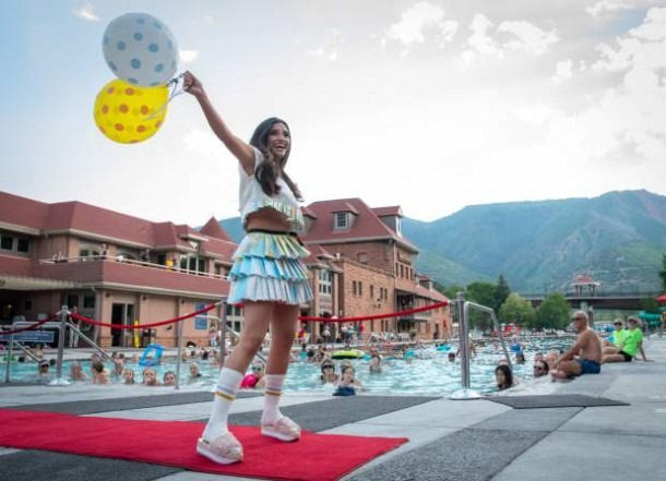 Miss Strawberry Days Fashion Show Kicks Off Big Glenwood Springs