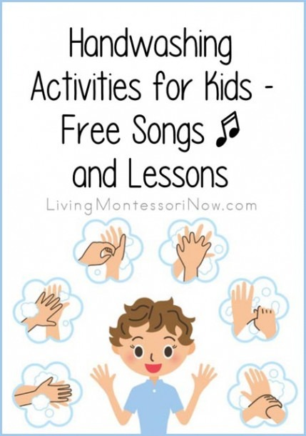 Handwashing Activities For Kids