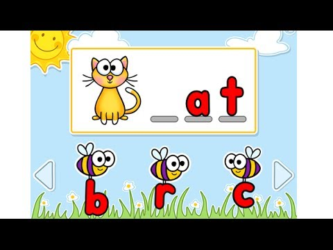 Busy Bees Interactive Powerpoint Game