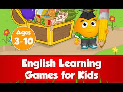 Fun English  Language Learning Games For Kids Ages 3