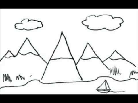 Drawing From Letters  A How To Draw Lesson For Kids