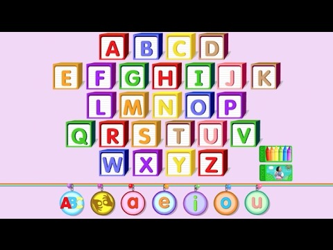 Starfall Abc Preview  Full Alphabet A To Z   Learn English Phonics