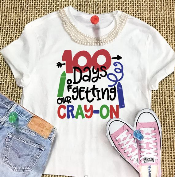 100th Day Of School Teacher Shirt Kindergarten Teacher Tee