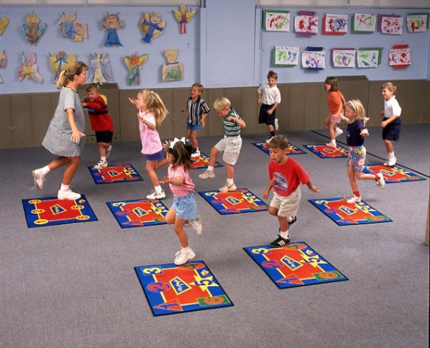 Physical Fitness Activities For Preschoolers