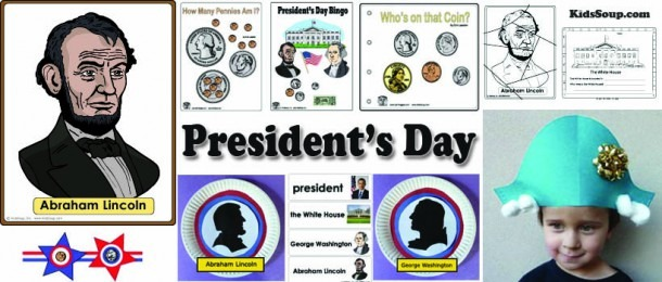 President's Day Crafts, Activities, And Printables
