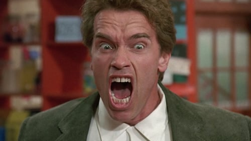 Kindergarten Cop (1990) — The Movie Database (tmdb)