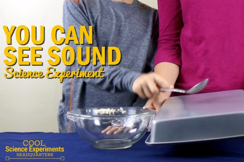 How To See Sound
