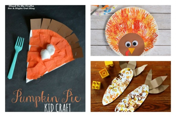 8 Super Fun And Easy Thanksgiving Crafts For Kids