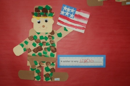 12 Simple  Veterans Day Crafts  Ideas For Kids & Adults