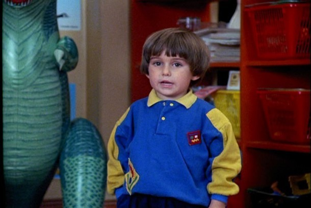 Remember The Kid Who Gave The Anatomy Lesson In 'kindergarten Cop