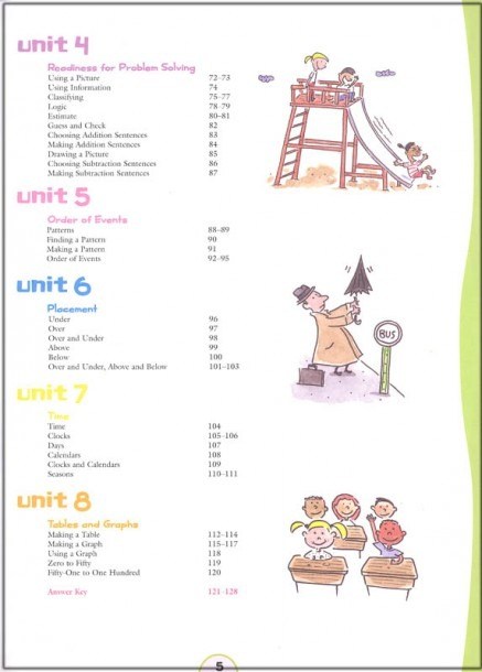 Math Skills Grade Kindergarten, Flash Kids, 038907