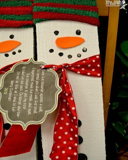 My Favorite Kindergarten Christmas Craft (free Download Included