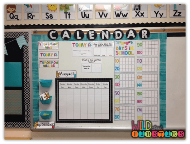Setting Up Your Calendar! {and It's All Free!} (wild About