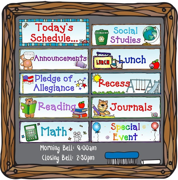Free Class Schedule Cliparts, Download Free Clip Art, Free Clip