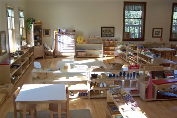 Montessori Can Save Parents Time