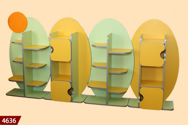 Kindergarten, Wall Children's (mdf), Furniture For Kindergarten