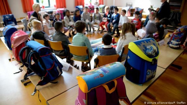 Why Germans Give Their Kids Paper Cones On The First Day Of School