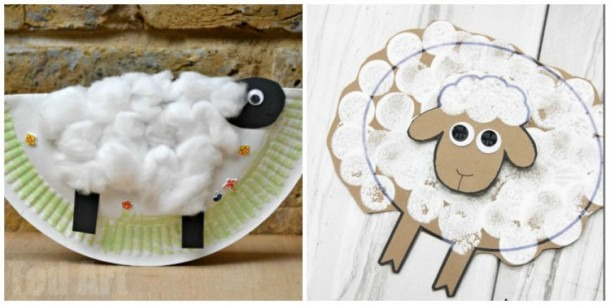 Sheep Pictures For Kids Group With 60+ Items