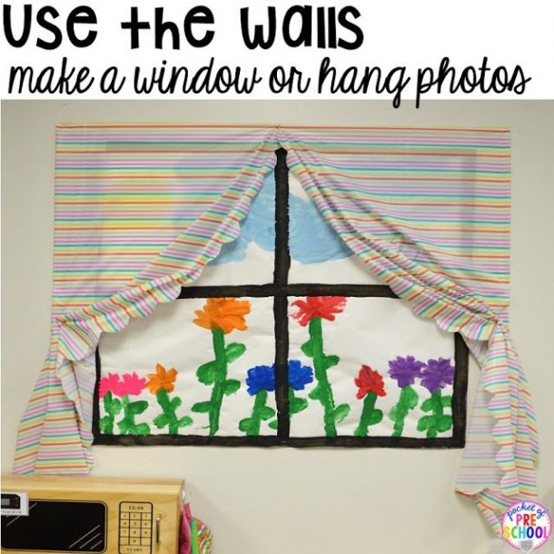 How To Set Up The Dramatic Play Center In An Early Childhood