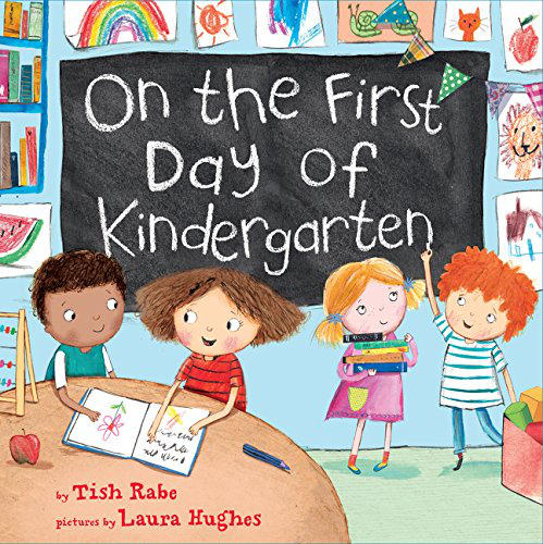 New Release  On The First Day Of Kindergarten