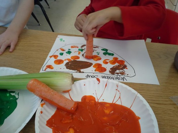 Food & Health Theme For Prek! Ideas For Literacy And Math Centers