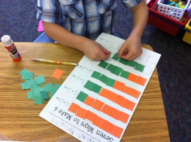 Getting Interactive With The Common Core  Decomposing Numbers
