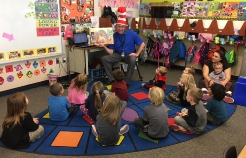 Reading Together Readathon Builds Preschool Literacy Skills