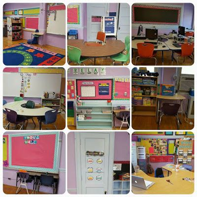 Sparkling In Self Contained   Classroom Reveal!!!