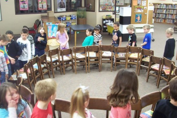 Musical Chairs Books For Children's Book Week  Must  Do  This