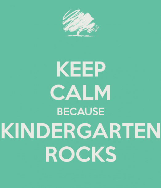 Stay Calm And Teach Kindergarten