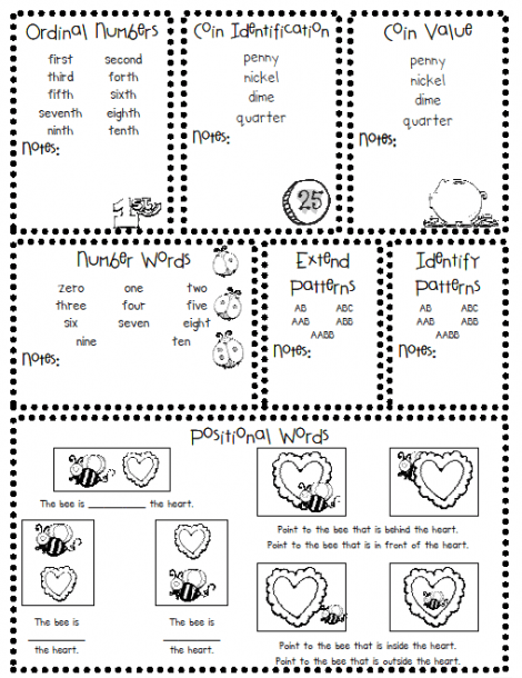 The Polka Dot Patch  Assessment Anyone   Beginning,middle And End