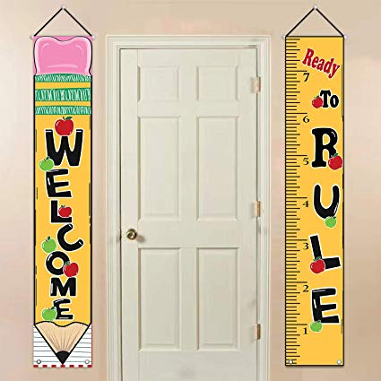 Amazon Com  Mordun Classroom Decorations