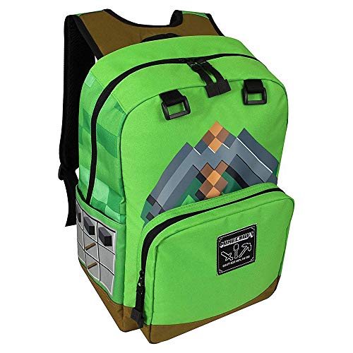 Minecraft Backpack  Amazon Com