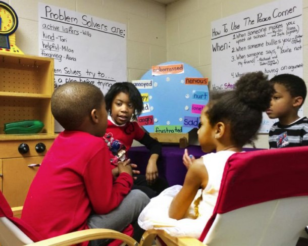 Making Peace In Kindergarten  Social And Emotional Growth For All